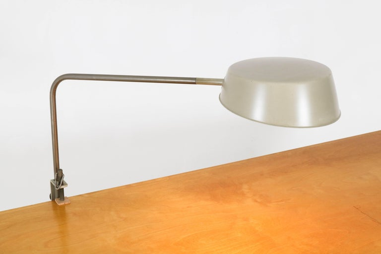 Mid-20th Century Mid-Century Modern Desk Lamp by ASEA, Sweden, 1960s For Sale