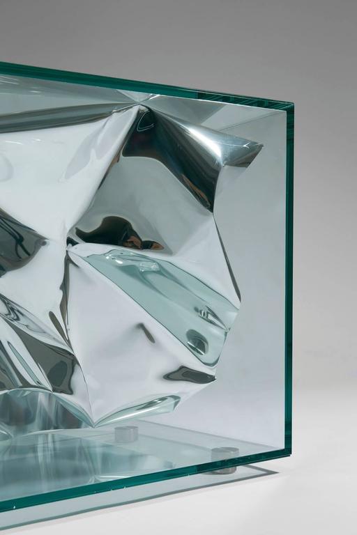 British Side Table, 'Crush,' by Fredrikson Stallard For Sale