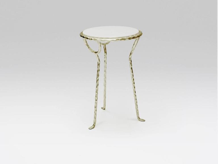 "Side Table, ""Mara"" Round by Garouste and Bonetti 2"