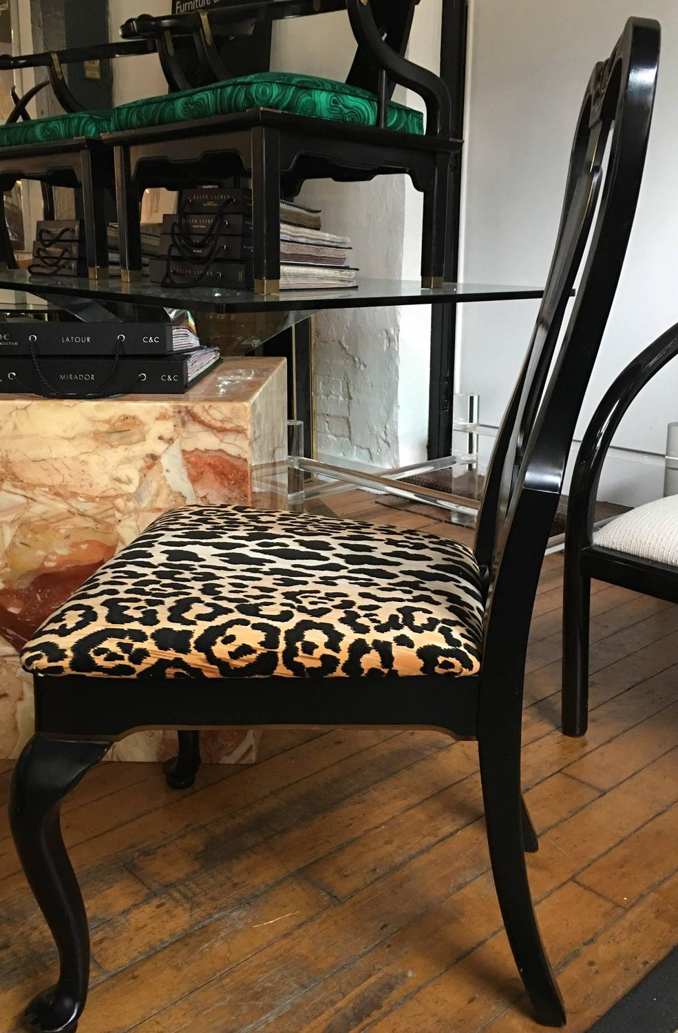Chinoiserie Accent Chair By Drexel Heritage At 1stdibs