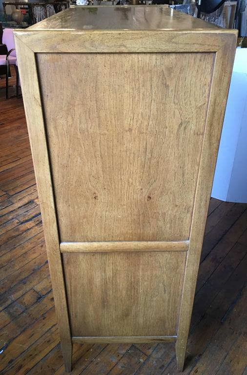 brutalist mid century modern armoire diamond head hawaii