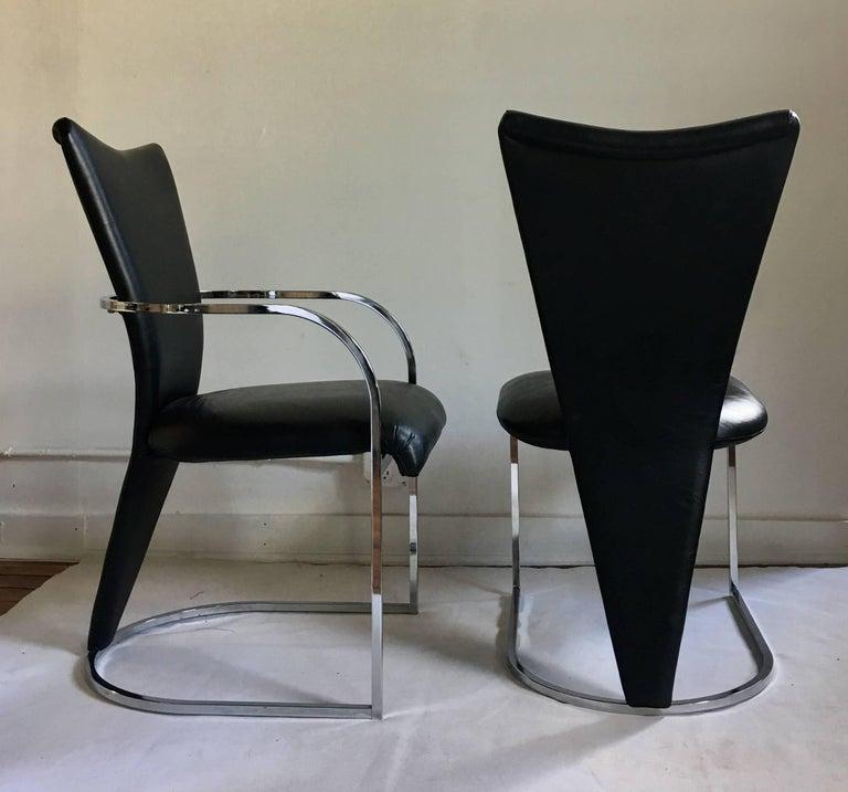 Milo Baughman Style Design Institute America Dia Modern