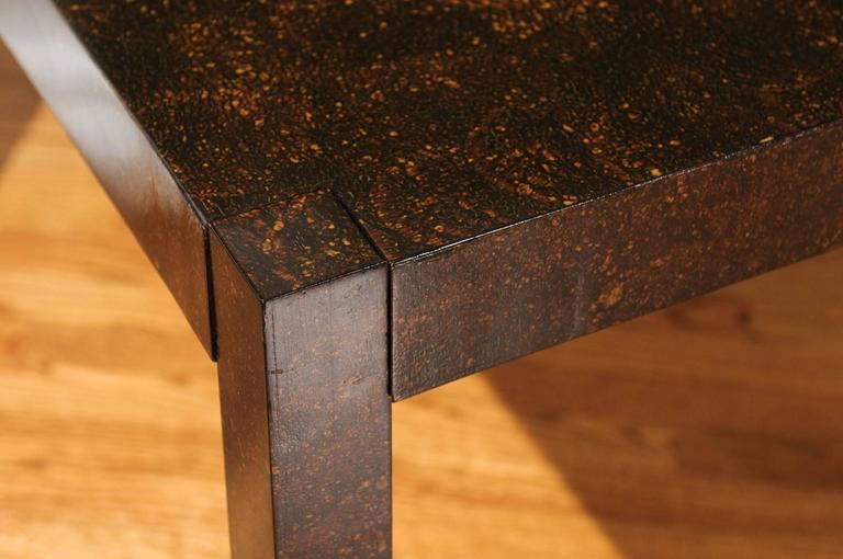 Elegant Restored Vintage Extension Dining Table or Writing Desk 4