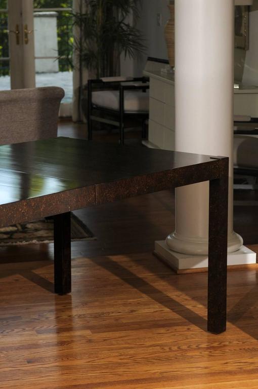 Elegant Restored Vintage Extension Dining Table or Writing Desk 6