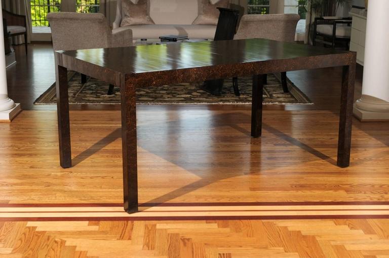 Elegant Restored Vintage Extension Dining Table or Writing Desk 2