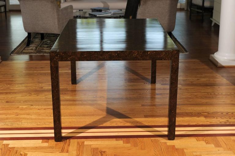 Elegant Restored Vintage Extension Dining Table or Writing Desk 10