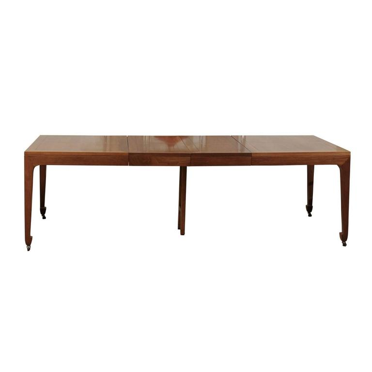 Breathtaking Restored Vintage Extension Dining Table in  : 092720165782222Customl from www.1stdibs.com size 768 x 768 jpeg 12kB