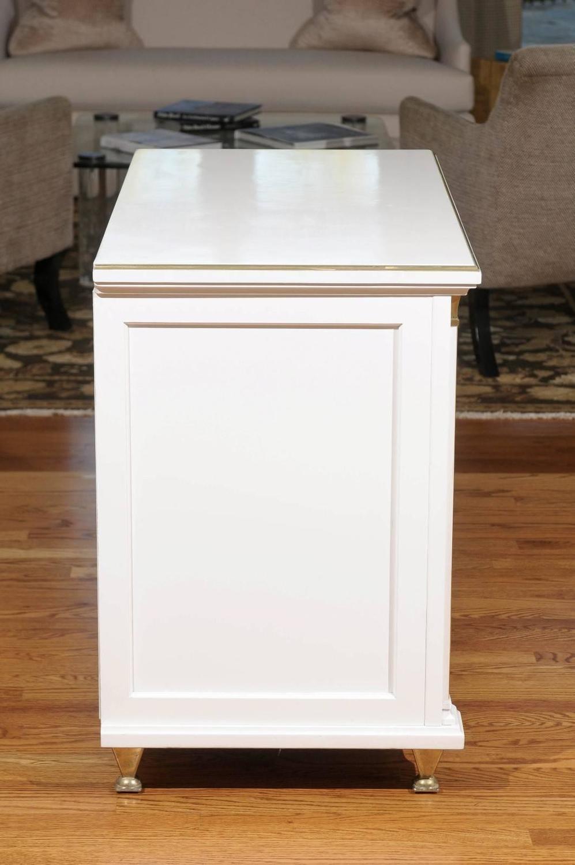 Mid Century Modern Furniture Restoration Atlanta Stunning Three-Drawer Modern Commode in the Style of Renzo ...