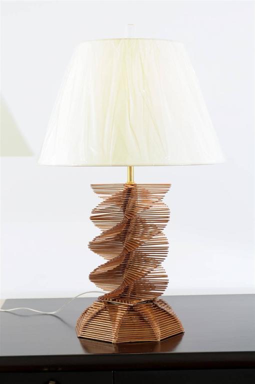 stick p lamp flamingo