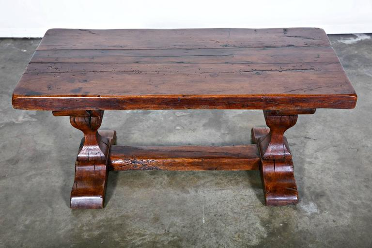 19th century country french table basse or coffee table at - Table basse coffre ...