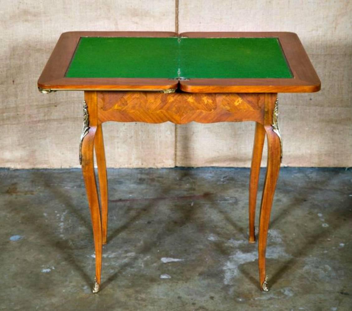 Petite table basse style louis xv - Petite table relevable ...