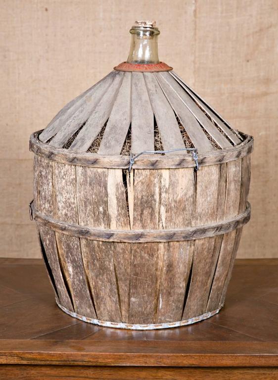 antique french demijohn or bonbonne for sale at 1stdibs. Black Bedroom Furniture Sets. Home Design Ideas
