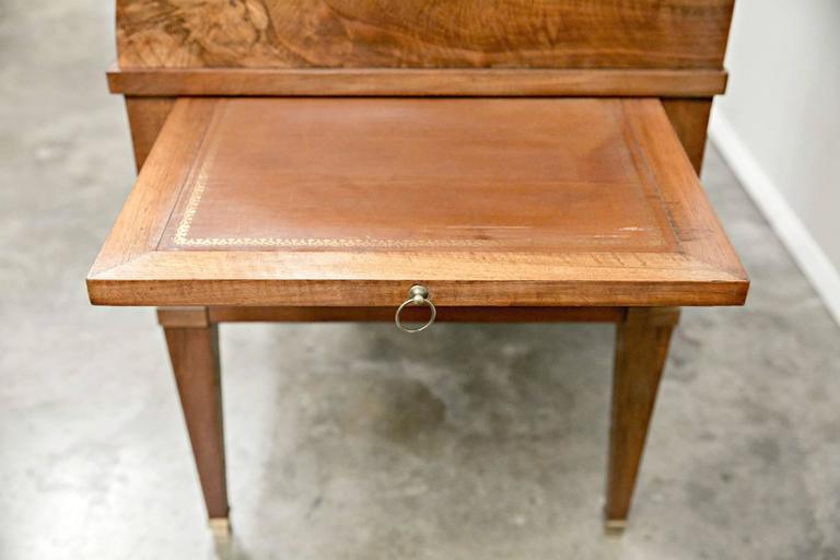 18th Century Louis XVI Period Bureau à Cylindre or Cylinder Desk For Sale 2