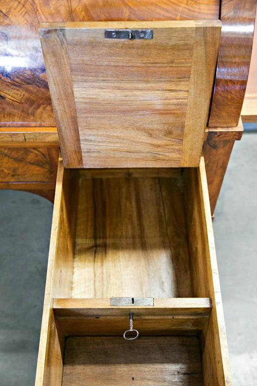 18th Century Louis XVI Period Bureau à Cylindre or Cylinder Desk For Sale 4