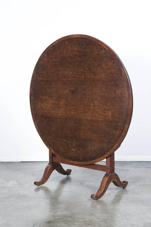 Antique French Wine Tasting Table At 1stdibs