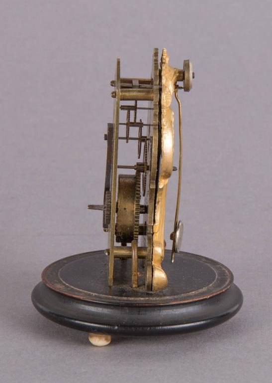 Biedermeier Tiny Ticker, Austria, circa 1840 5