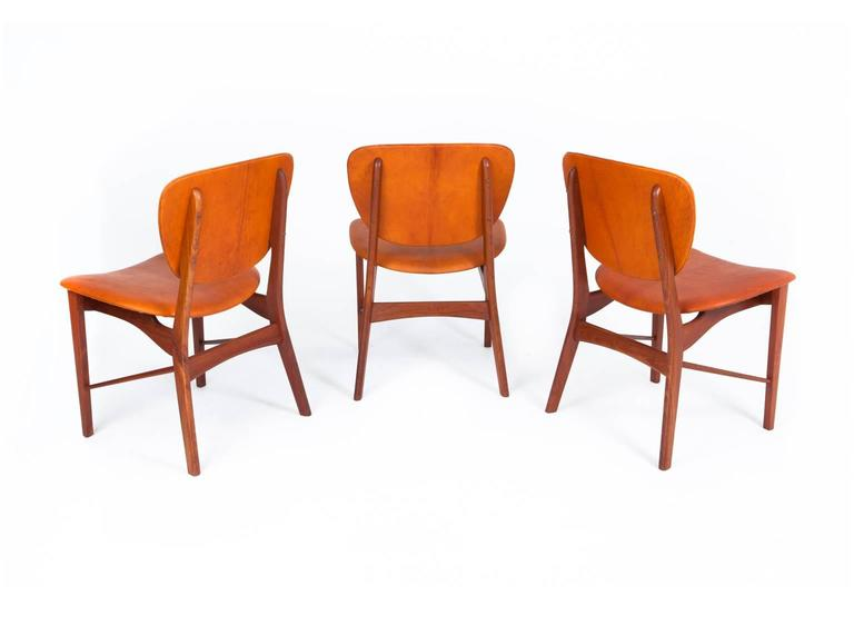 P. Vodder Set of Six Chairs 5