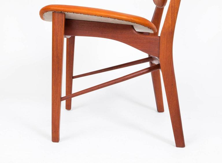 P. Vodder Set of Six Chairs 7