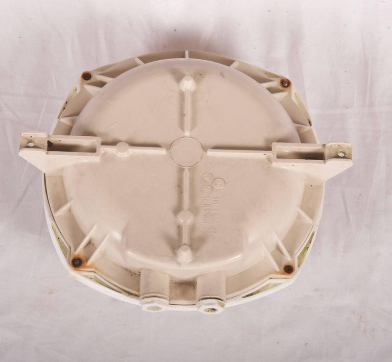 Wall or Ceiling Industrial Lamp from 1970s For Sale 1