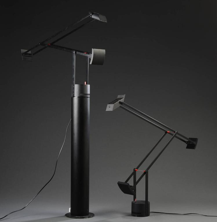 Tizio Table Lamp By Richard Sapper For Artemide At 1stdibs