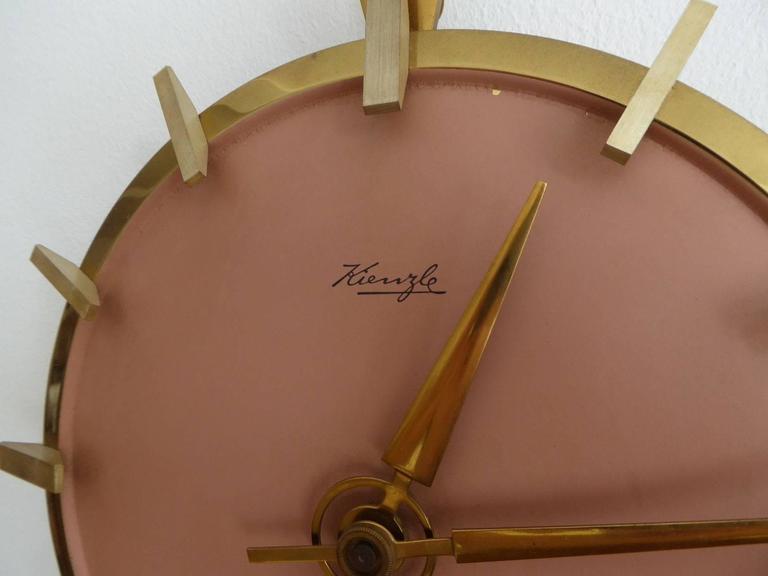Mid-Century Kienzle Wall Clock 4