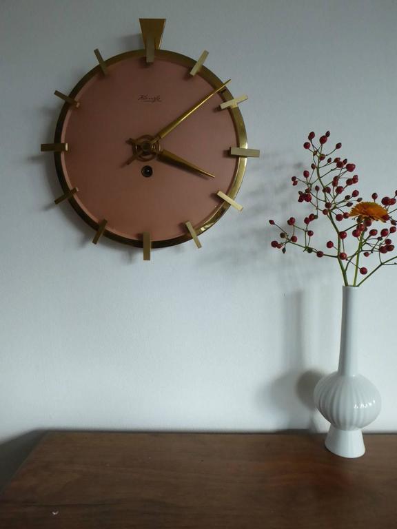 Mid-Century Kienzle Wall Clock 2