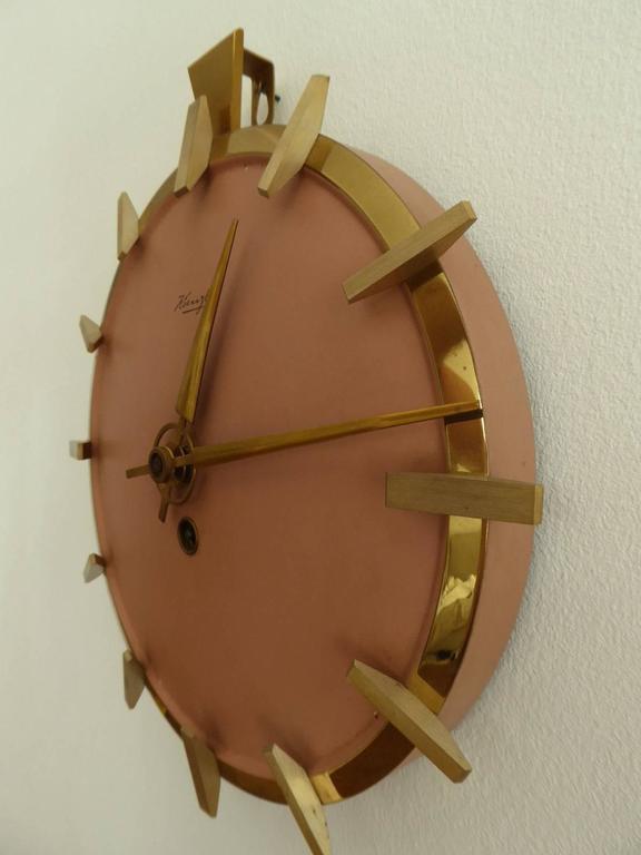 Mid-Century Kienzle Wall Clock 3