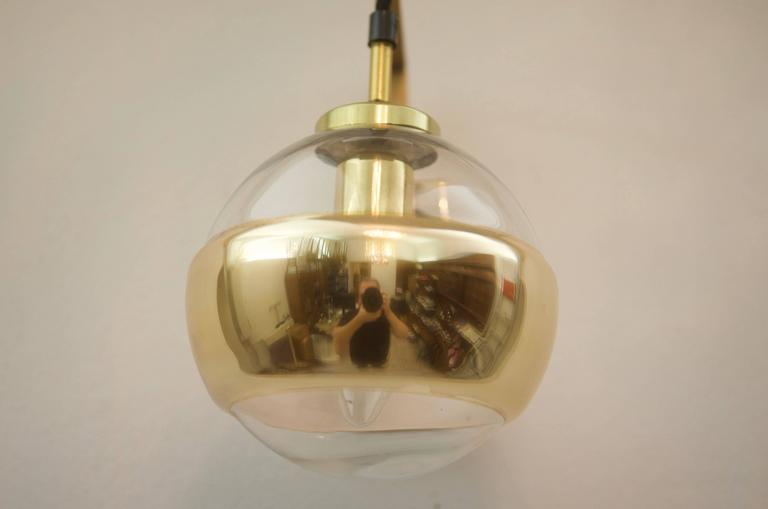 Mid-Century Modern Wall Light, Sconce by Peill & Putzler For Sale