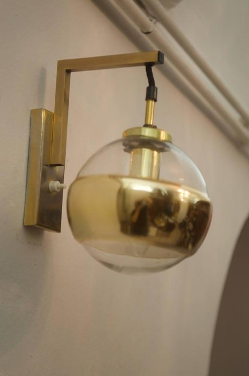 Wall Light, Sconce by Peill & Putzler In Excellent Condition For Sale In Vienna, AT