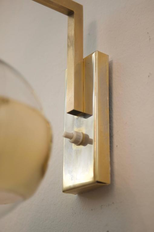 Wall Light, Sconce by Peill & Putzler For Sale 2