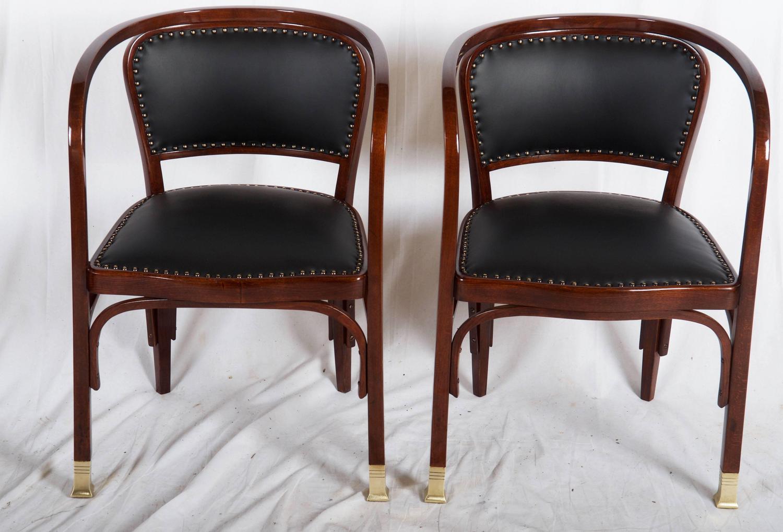 Chairs By Gustav Siegel For Kohn For Sale At 1stdibs