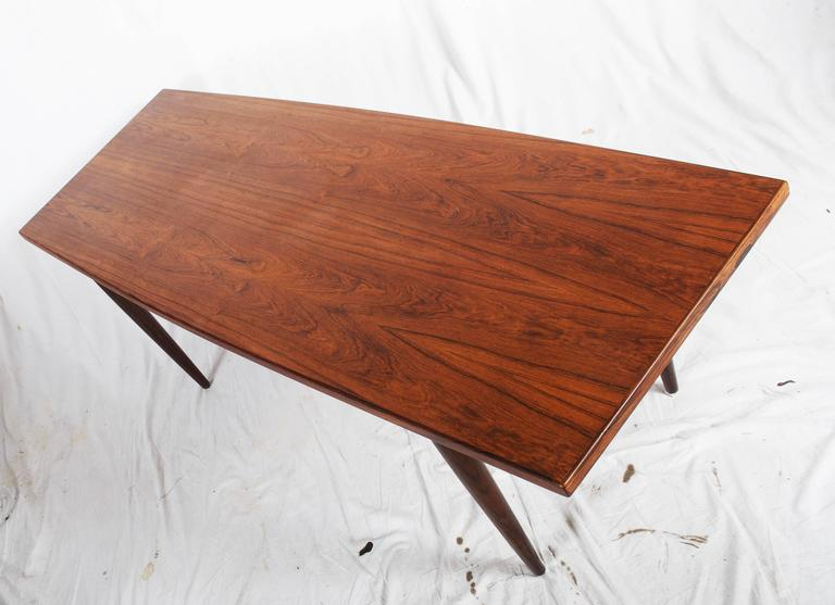 Danish Hardwood Conference Table For Sale 5