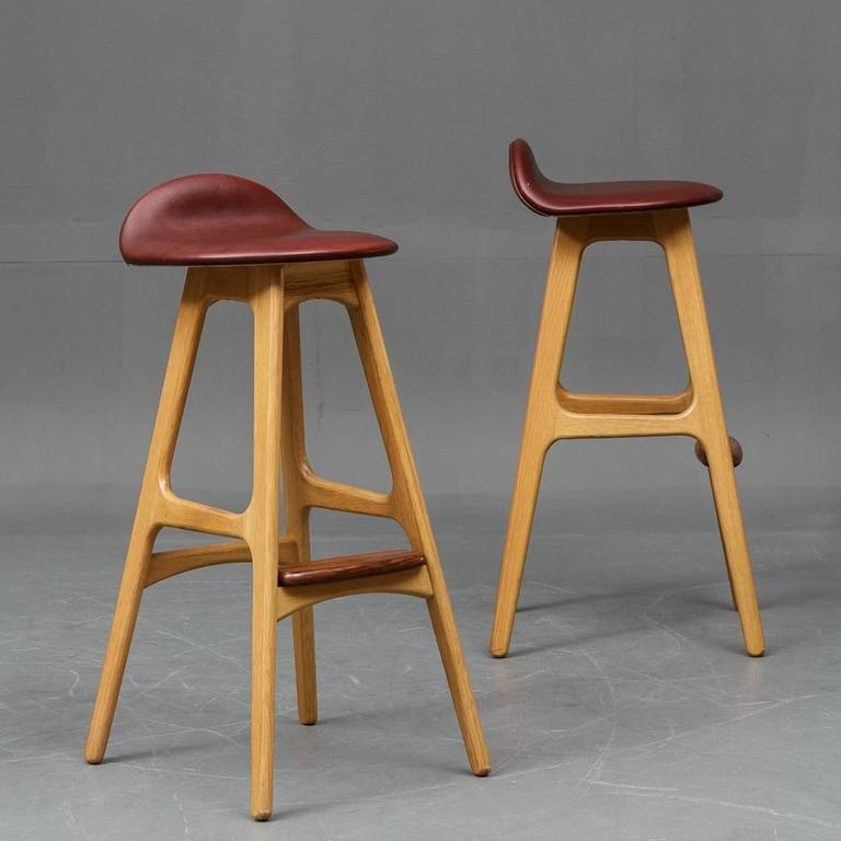 Inspirational Oak Counter Height Stools