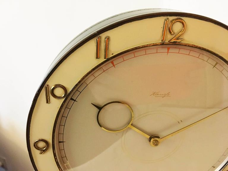 Designed by Heinrich Möller in the 1930s for Kienzle.