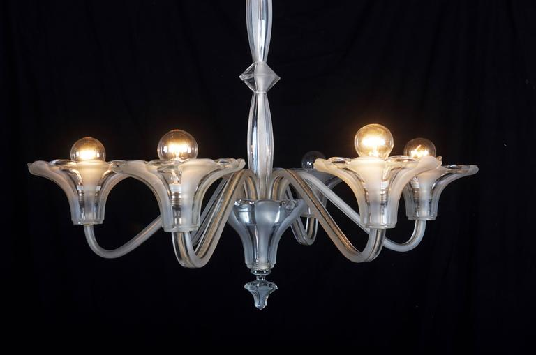 Vintage Bohemian Glass Chandelier For Sale at 1stdibs – Bohemian Glass Chandelier