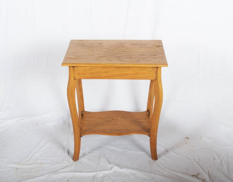 Small Foyer Tables Sale : Small oak console table for sale at stdibs