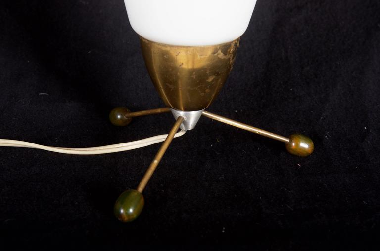 Czech Table Lamp