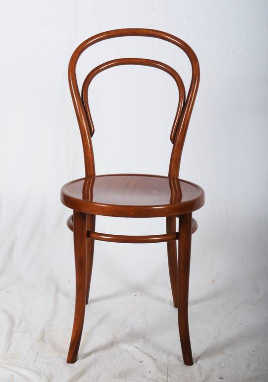 thonet stuhl 14 wohn design. Black Bedroom Furniture Sets. Home Design Ideas