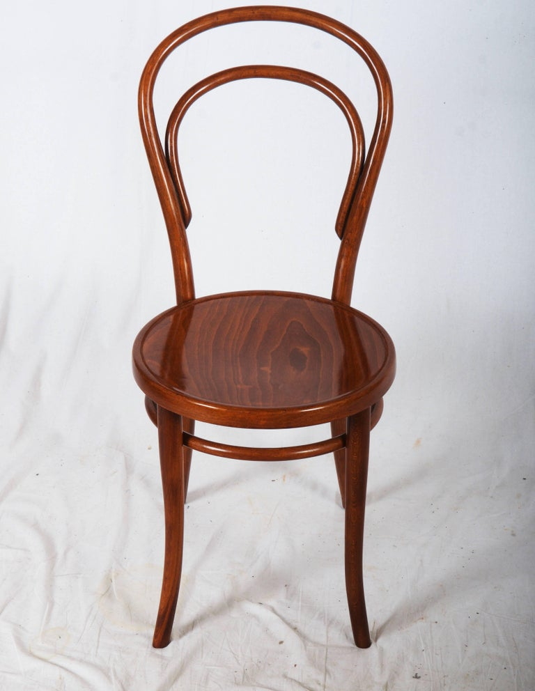 No 14 Chair ~ Classic thonet no chair for sale at stdibs