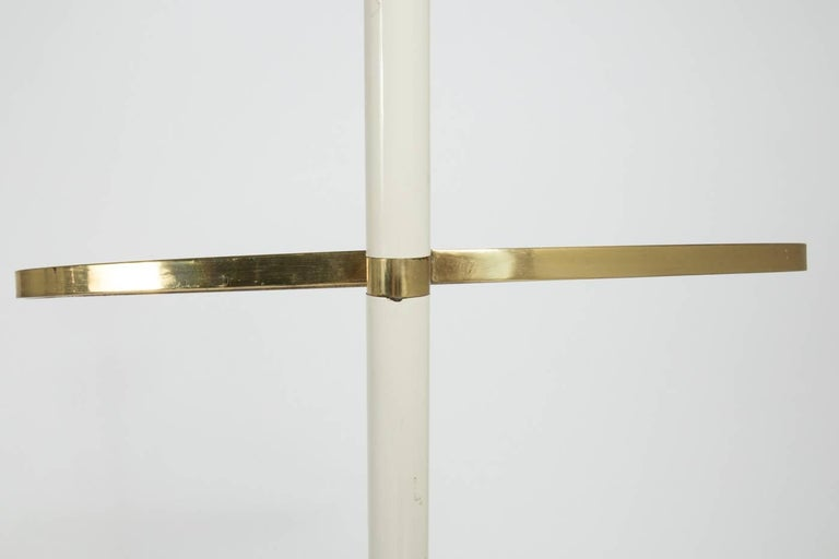 Vereinigte Werkstätten Munich Height Brass Coat Rack For Sale At 40stdibs Awesome Height Of Coat Rack