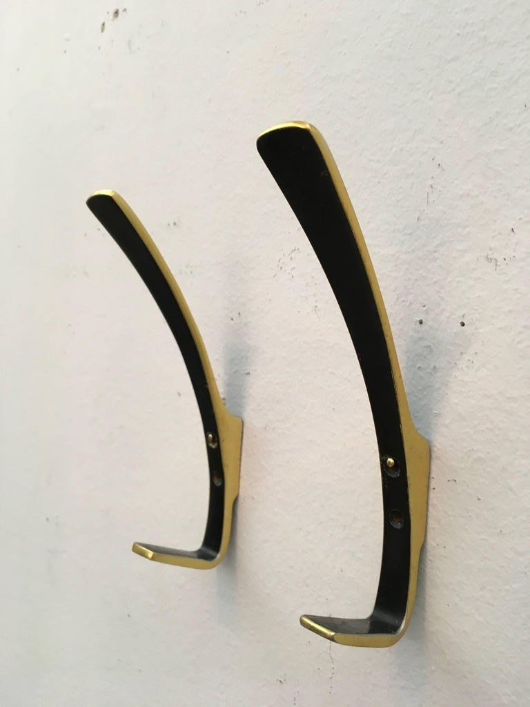 Coat Wall Hooks by Hertha Baller In Excellent Condition For Sale In Vienna, AT