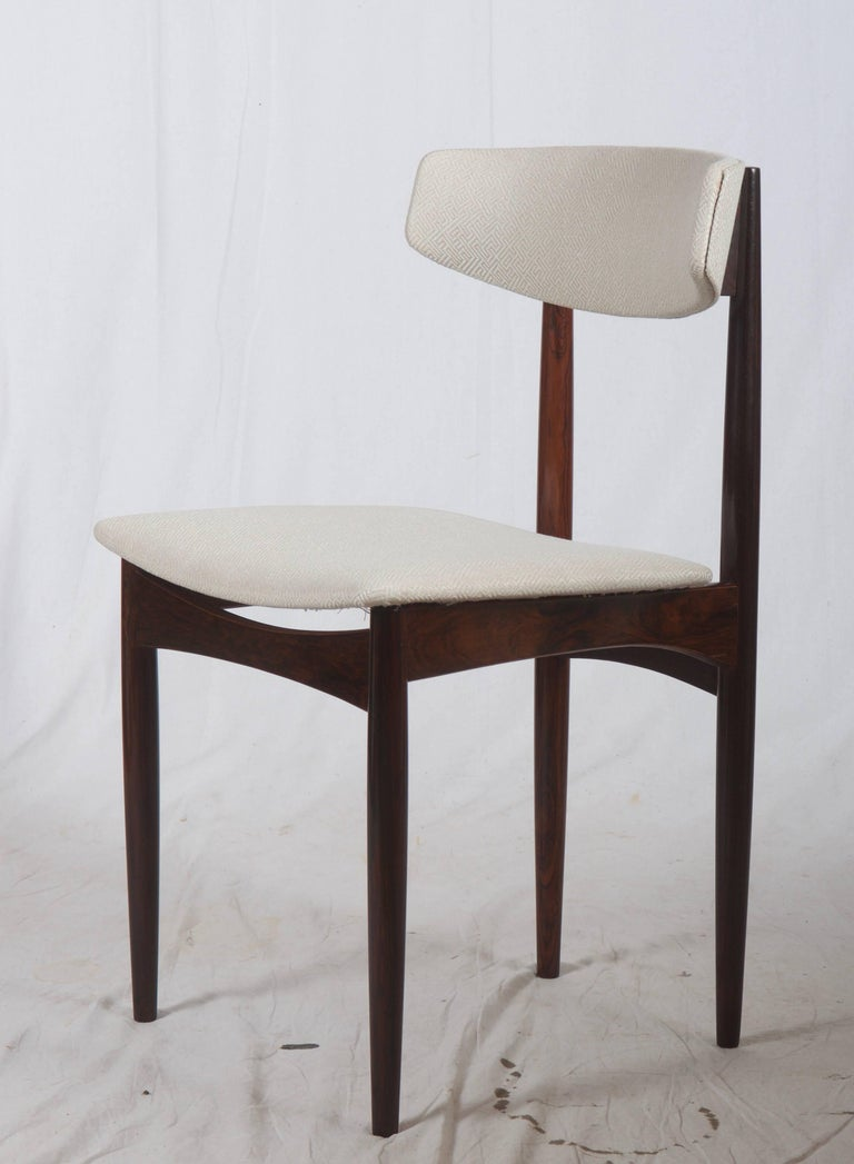 Midcentury Danish Dining Chairs For Sale 3