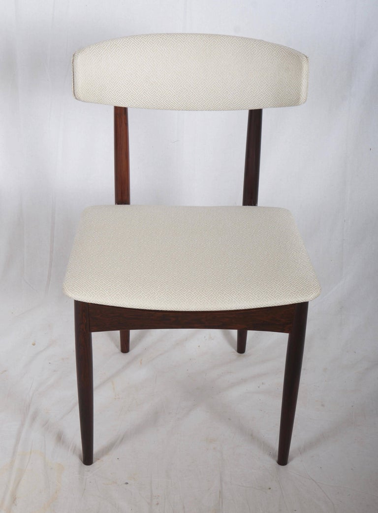 Midcentury Danish Dining Chairs For Sale 4