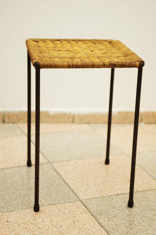 Mid-20th Century Side Table by Carl Auböck For Sale
