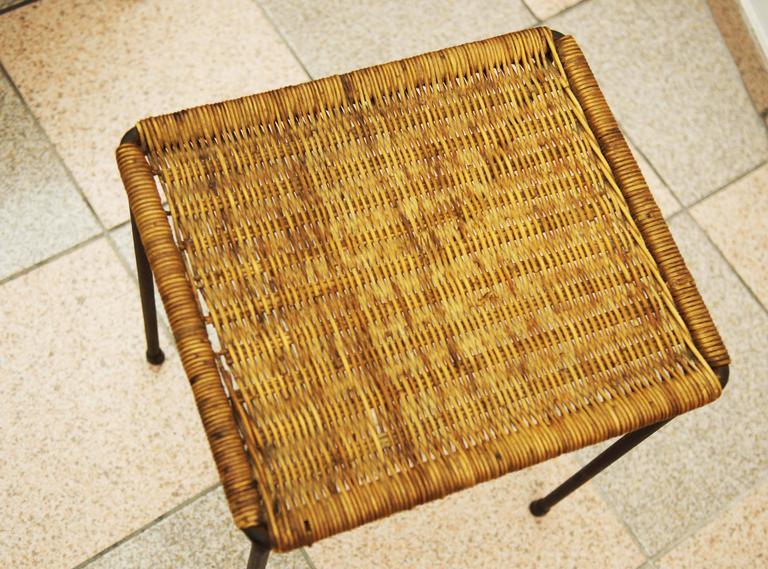 Austrian Side Table by Carl Auböck For Sale