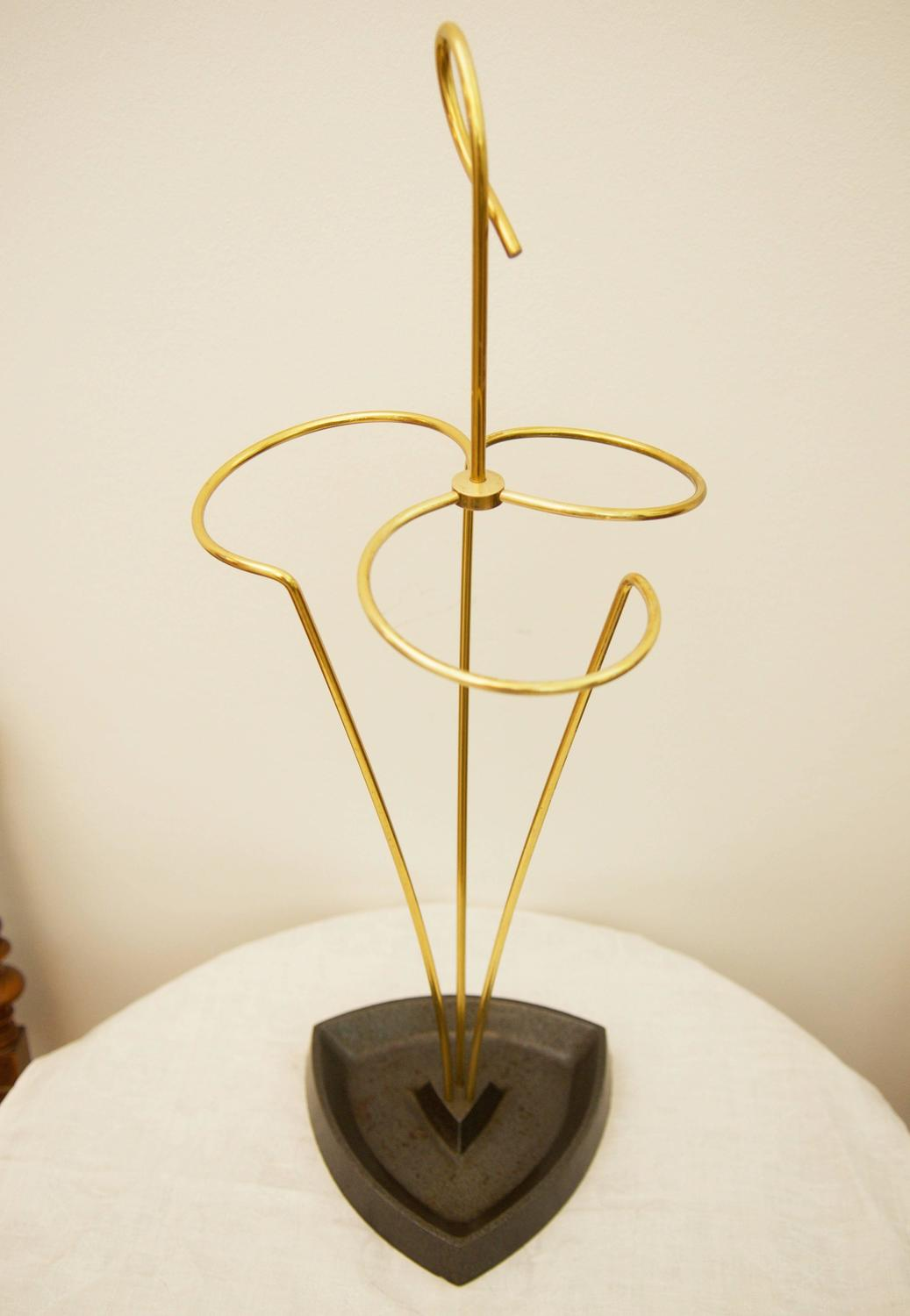 umbrella stand vienna from 1950s at 1stdibs. Black Bedroom Furniture Sets. Home Design Ideas