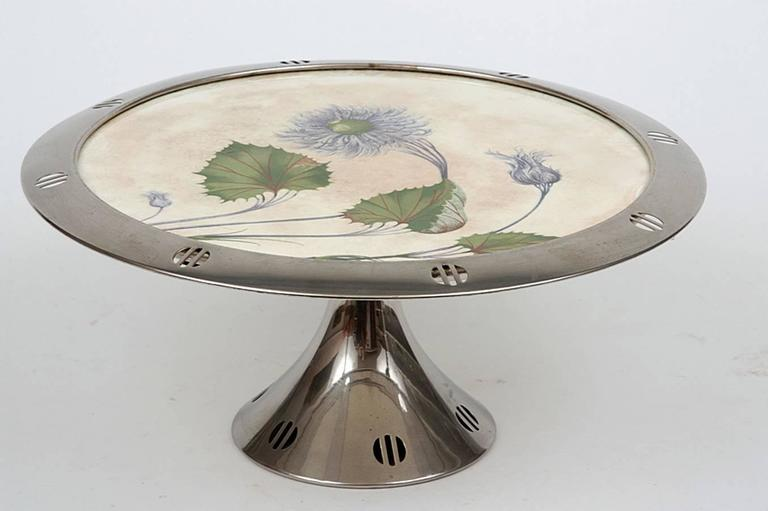 Art Nouveau WMF Cake Stand In Excellent Condition For Sale In Vienna, AT