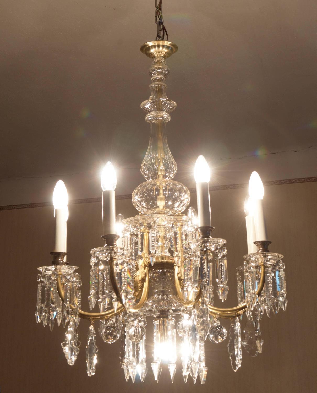 Unique Chandeliers: Elegant And Totally Unique J. L. Lobmeyr Cat Crystal