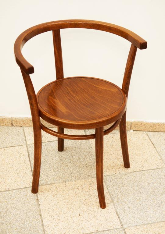 Rare Thonet Armchair Nr. 8 In Excellent Condition In Vienna, AT