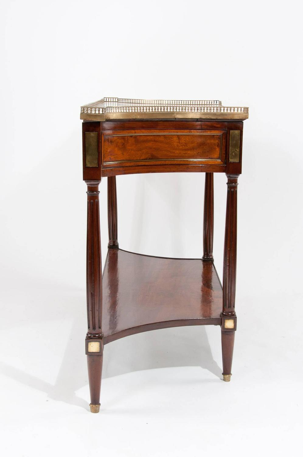Very fine 18th century french console dessert at 1stdibs for 18th century french cuisine